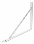 Heavy Duty Bracket (White) - 500mm x 330mm
