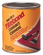Titebond Fast Dry Contact Cement - Gallon