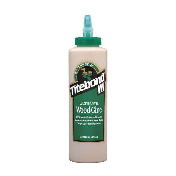 exterior wood glue waterproof