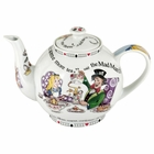 Alice in Wonderland 4 Cup Teapot