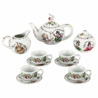 Alice in Wonderland Tea Set