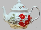 Alice Romantic Rose - 4 Cup Teapot