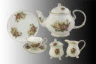 Antique Rose Teen's Tea Set