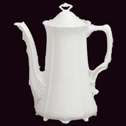 Baroness Scrolled Coffee Pot, 52 oz