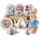 Beatrix Potter Large Children's Tea Se
