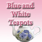 Blue and White Teapots