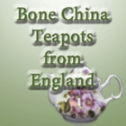Bone China Teapots England