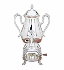 Burgundy Coffee Urn