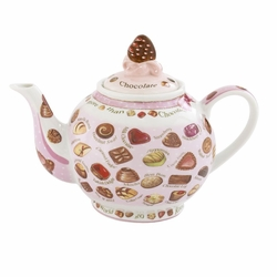 Chocolates Teapot by Cardew - 6 Cup