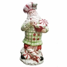Christmas Santa Cookie Jar by Kaldun & Bogle