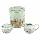 Pau Cardew - Cupcakes and Cookies Creamer Sugar Set