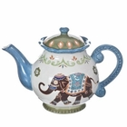 Dutch Elephant Teapot