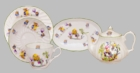 Eliza's English Bone China Children's Tea Set -  Service for 2