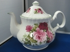 Empire Summertime Rose Teapot
