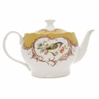 Enchanted Yellow Bird Teapot