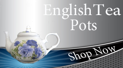 English Tea Pots and Tea Sets