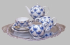 Evening Time Tea Set by Lomonosov