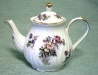 Fielder Keepsakes Aurora Tall Teapot - 6 Cup