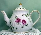 Fielder Keepsakes Ivy Rose Teapot - 6 Cup