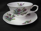 Glamis Thistle Tulip - Tea Cups - Set of 2