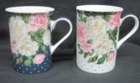 Heath McCabe Rose Garden Mugs - Set of 6 LIMITED QUANTITIES