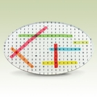 "Kate Spade ""Say the Word"" Wordsearch Dish by Lenox"