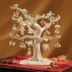 Lenox Autumn Delights Ornaments with Stand - 13 Pieces