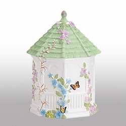 Lenox Butterfly Meadow Cookie Jar
