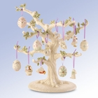 Lenox Easter Ornaments with Tree Stand