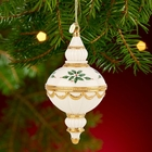 Lenox Holiday Spire Ornament