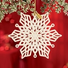 Lenox Snow Fantasies Ornament