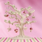 Lenox Valentine Ornaments with Stand