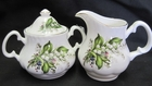 Lily of the Valley Fine Bone China - Creamer Sugar Set