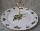 Lily of the Valley Fine Bone China - Dessert Stand