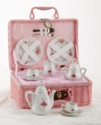 Mia's Ballerina Dancing Children's Tea Set for 2