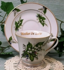 Mother-in-Law Tea Cup Set - Lily of the Valley