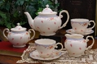 Ms Teen - Victorian  Rose Tea Set