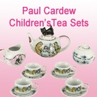 Paul Cardew Childrens Tea Sets