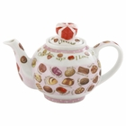 Paul Cardew - Chocolates Teapot with Heart Lid