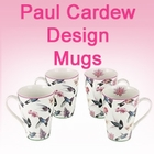 Paul Cardew Design Mugs