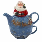 Paul Cardew - Santa Claus Tea for One - Limited Supply