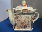 Piccadilly English Teapot by James Sadler