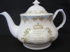 Prince George Commemorative Teapot