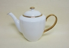 Real White Tea Pot