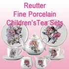 Reutter Porcelain - Tea Sets for Children