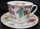 Roy Kirkham - Coffee Time Breakfast Cups - Set of 2