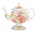 Royal Rose Teapot