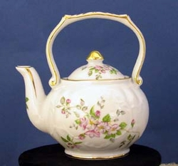 Scatter Rose Handled Teapot - 1 cup