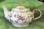Scattered Rose Tree Chintz Teapot