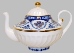 Russian Imperial Porcelian St. Petersburg Teapot - 10 oz